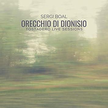Orecchio Di Dionisio (En Directo)