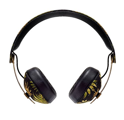 House of Marley EMJH111PM Rise Bluetooth Headphones Mic Palm