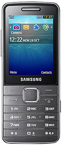 Samsung S5611 mettalic silver