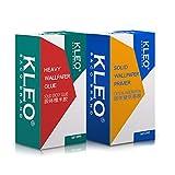 RK-HYTQWR Herramientas Esenciales para Papel Tapiz, Adhesivo ecológico, película de Base sólida,...