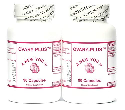 Two Pack Ovary Plus Capsules for Trans-Women and Cross-Dressing Men