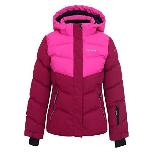 Icepeak Kinder Lille Skijacke rosa 164