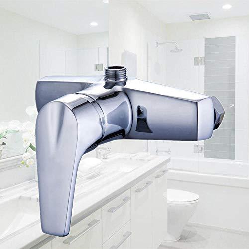 Küchenarmaturen Waschbecken Wasserhahn Mischventil Kupfer heiß und kalt Dusche Typ montiert Mischventil elektrische Warmwasserbereiter Wasserhahn Druckbegrenzungsventil