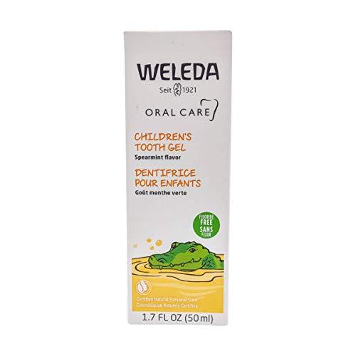 WELEDA(ヴェレダ) 歯みがき 子供用 75ml 【ペパーミントフリー・デリケートな方の歯磨きにも】