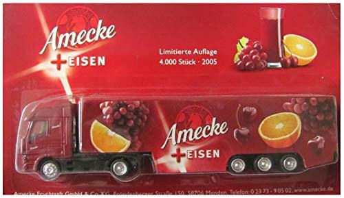 Amecke Fruchtsaft GmbH Nr. - Amecke + Eisen - Iveco Stralis - Sattelzug