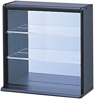 Collection Case - Mini Clear Acrylic [Shelf Board Type] (Black)