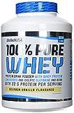 BioTech 100% Pure Whey Proteínas de Suero de Leche, Sabor Bourbon Vainilla - 2270 gr