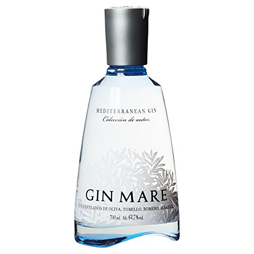 Gin Mare Mediterranean Colección de Autor - Ginebra - 70 cl