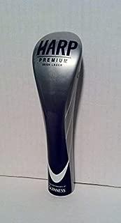 Harp Premium Irish Lager Beer Tap Handle Shot Gun Style Keg Marker