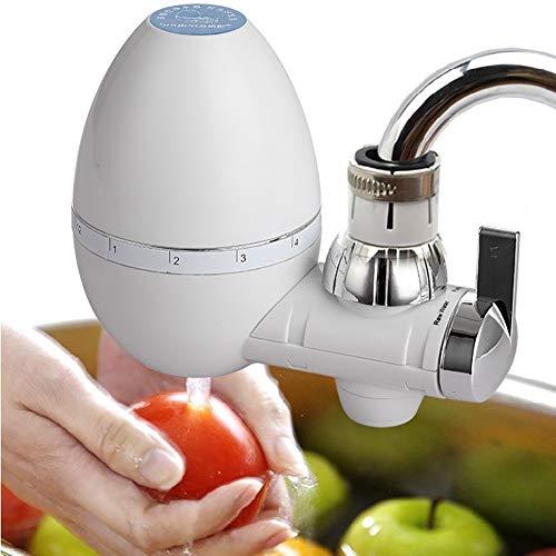 Cartouches De Filtre À Eau Purify 5 Étape Résoudre Ménager Machine De Nettoyage De L'eau Municipale Durable (Blanc)