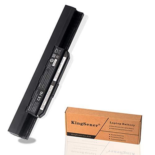 KingSener - Batería para ASUS K43 K43E K43J K43S K43SV K53 K53E K53F K53J K53S K53SV A43 A53S A53SV (5200 mAh, Corea)