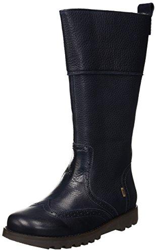 Bisgaard Mädchen 60301218 Hohe Stiefel, Blau (604 Blue), 30 EU