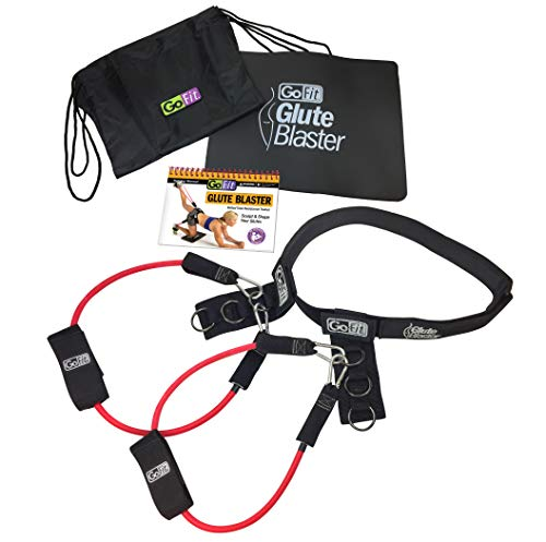 GoFit Glute Blaster Belt Kit - Resistance Workout