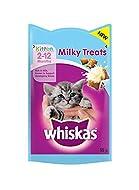 whiskas Kitten 2-12 Months Milky Treats 55g