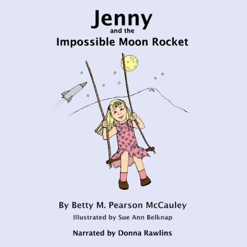 Jenny and the Impossible Moon Rocket Titelbild