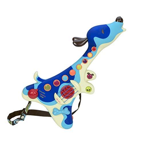 2. Guitarra de Juguete con diseño de Perro