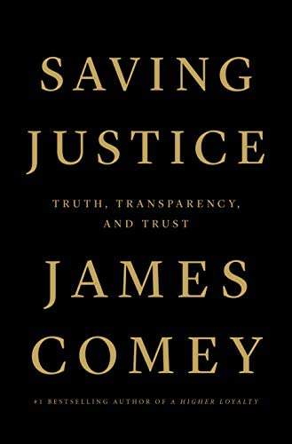 Saving Justice Truth Transparency and Trust product image