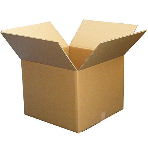 ボックスバンク ダンボール 200サイズ 3枚セット【法人 学校 個人事業主限定】(66×66×50cm) 190 EMS 国際小包 段ボール箱 FD19-0001