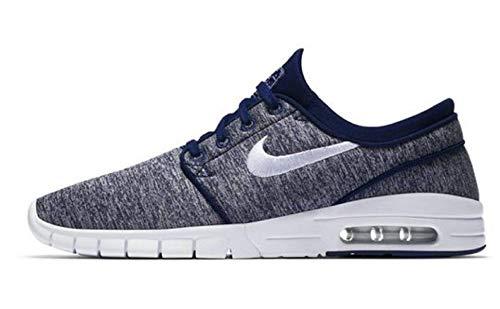Nike Stefan Janoski MAX, Zapatillas de Deporte para Hombre, Azul (Blue Void/White 405), 47.5 EU
