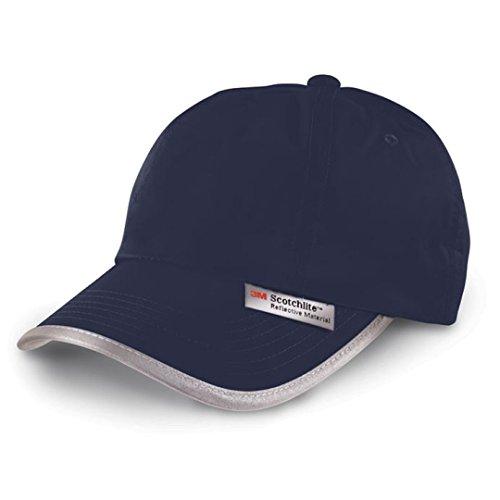 Result - Casquette de Baseball - Homme Bleu Bleu marine taille unique
