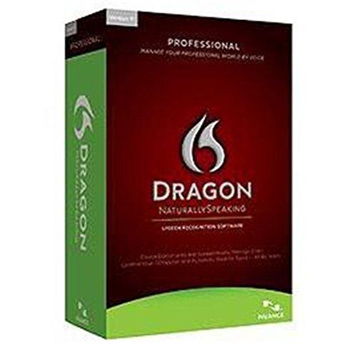 Dragon Naturally Speaking Professional / v11.5 / Windows / CD Mini Box [import allemand]