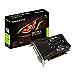 Gigabyte GV-N105TD5-4GD GeForce GTX 1050 Ti D5 4GB GDDR5 Graphics Card (Renewed)