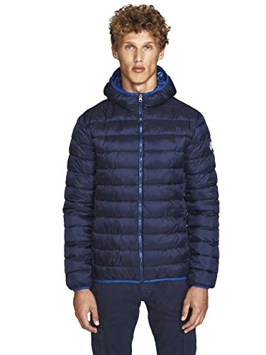 North Sails Herren Skye Hooded Pullunder, Blau (Navy Blue 802.0), X-Large