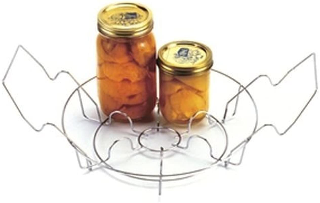 Norpro Canning Rack Jar Holder 12 7 Quart Canner 604