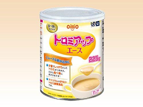 日清オイリオ とろみ剤 トロミアップエース 225g×12缶