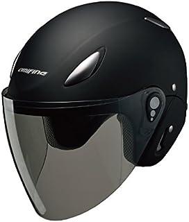 Honda(ホンダ) amifine ヘルメット FH1B フラットブラック 0SHGB-FH1B-K1F