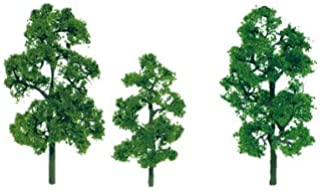 JTT Scenery Products Premium Series: Sycamore, 3.5-4""