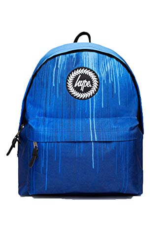 Hype Blue Multi Drips Backpack