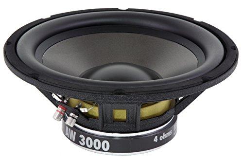 mivoc AW 3000 30cm (12 inch) Tieftonsystem 180 Watt R.M.S.