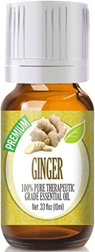 Top 10 Best ginger essential oil Reviews