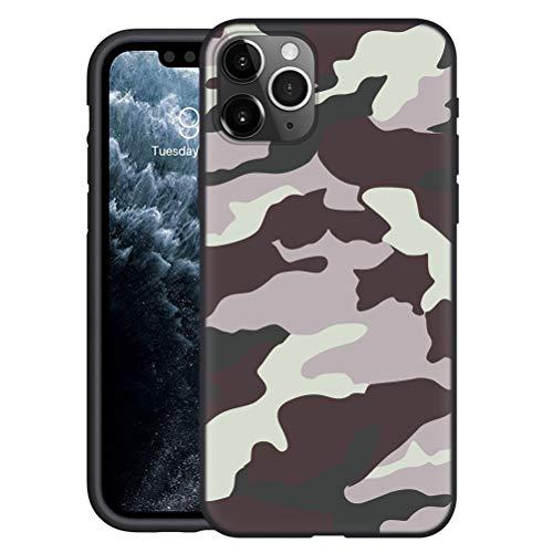 Yoedge Transparente Funda para iPhone 6S Plus iPhone 6 Plus 5.5″ Carcasa de Silicona Case Protectora de TPU Suave Anti-Choques Protección Claro Funda Cover iPhone6Plus Carcasas y Fundas,Hoja