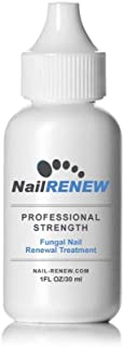 NailRENEW Antifungal - Professional Strength, Compliant Fungus Treatment for Toe Fungus, Discolored or Brittle Nails