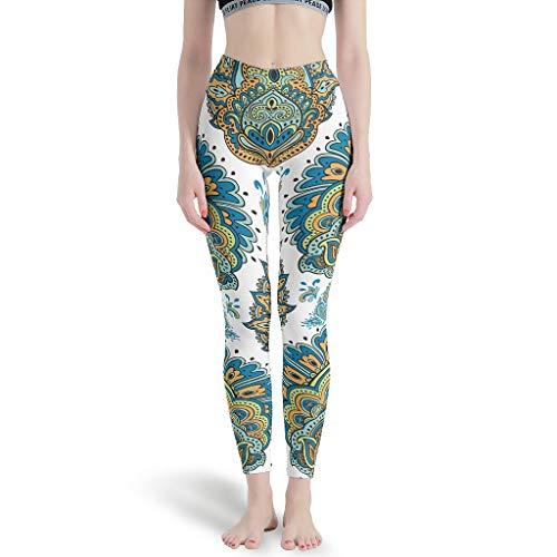 NC83 dames design sportlegging 4-weg stretch hardloopbroek dunne broek sport gymnastiek dames legging -