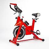 Bicicleta Spinning Estática UrbanFit Pro de 7 Kg – Completamente Ajustable