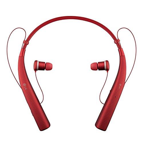 LG TONE PRO HBS-780 Wireless Stereo Headset (Renewed) (Red)