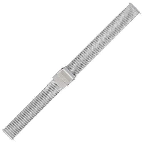 Skagen Uhrenarmband 12mm Edelstahl Silber - SKW2149