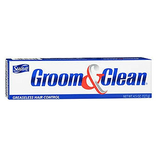 Groom & Clean Greaseless Hair Control 4.50 oz (Pack of 3)