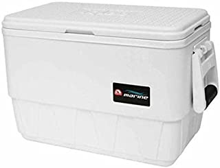 Igloo Coolers Marine Ultra Nevera Portátil, Blanco, 24 l