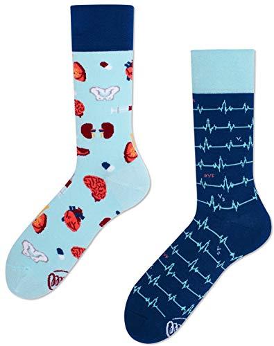 Many Mornings Socken unisex Dr Sock (43-46)
