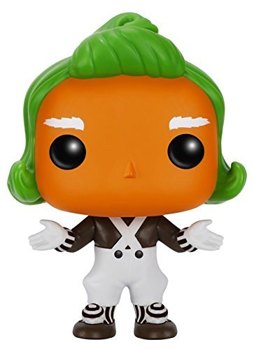 Funko Pop Movies: Willy Wonka-Oompa Loompa Action Figure by