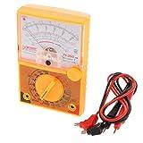 B Blesiya Multimètre Numérique Ampèremètre Pince Avec Fils haute précision