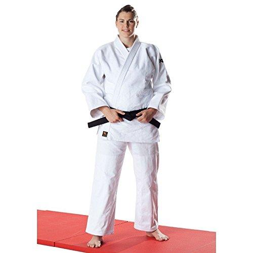 DAX Judoanzug Judogi Tori Gold Weiss