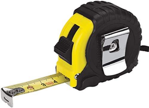 5 Meter Retractable Tape Measure Griplock Imperial Metric...
