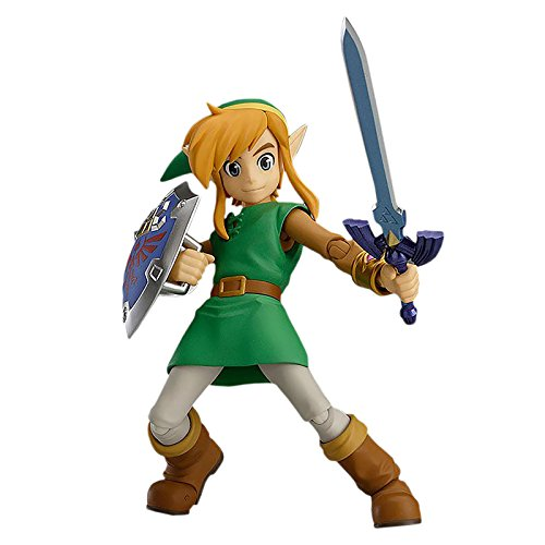 ZELDA Link Between Worlds Actionfigur Deluxe Edition 11cm PVC