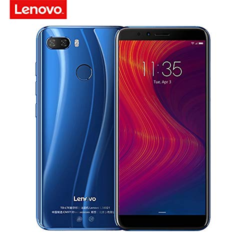 Lenovo K5 Play Smartphone 4G Face ID 5.7 Pollici HD + 18: 9 Display Snapdragon MSM8937 Octa-Core 3 GB + 32 GB 13MP + 2 MP Fotocamera Frontale da 8 Megapixel 3000 mAh