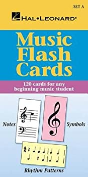 Music Flash Cards - Set a  Hal Leonard Student Piano Library [FLSH CARD-MUSIC FLASH CARDS -] [Paperback]
